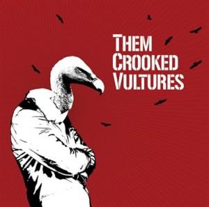 Η παρθενική δουλειά των Them Crooked Vultures
