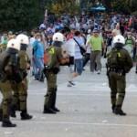 Θεσσαλονίκη: Στον εισαγγελέα 9 άτομα, 93 προσαγωγές το Σάββατο