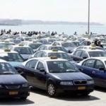 Διαμαρτυρίες ιδιοκτητών ταξί και στη Θεσσαλονίκη