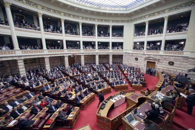 Ο κατάλογος των βουλευτών που εκλέγονται